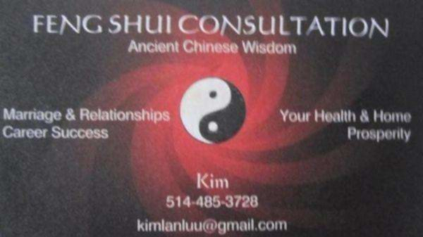 Consultation feng shui