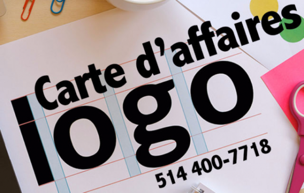 Carte d'affaires premium, logo, infographie, graphisme, site web