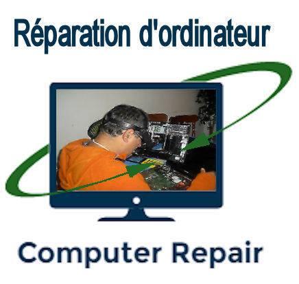 Réparation ordinateur à laval réparation d'ordinateur (laptop ordinateur bureau) 40$ prix fixe
