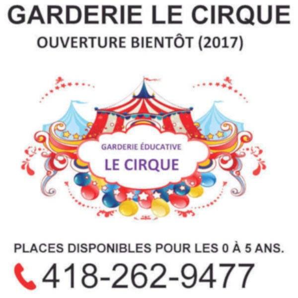 Garderie le cirque