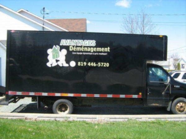 Déménageur | avantage déménagement - sherbrooke