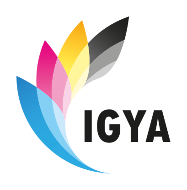 Igya - infographie // design