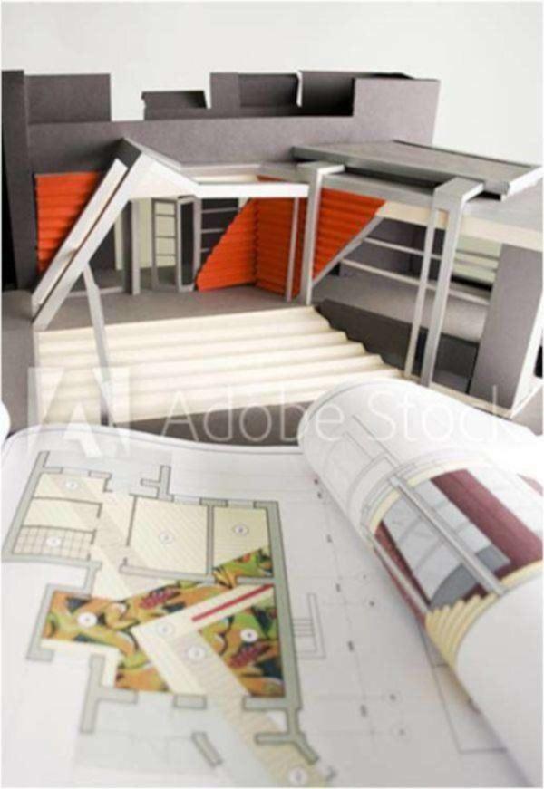 Designer d'intérieur et technicienne en architecture