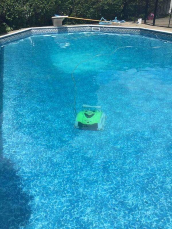 Service ouverture et maintenance piscine creusée laval