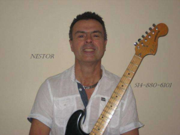 Chanteur- guitariste
