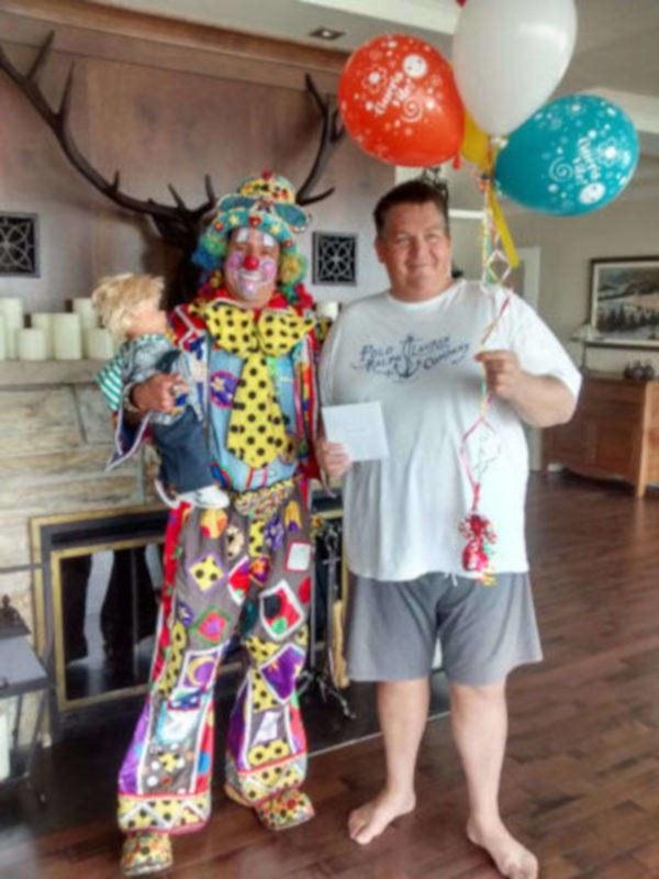 image annonce Clown à Montréal | Magie Clown Fête Enfants Ballons Maquillage Rabais $$$.....