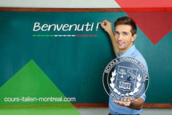 école d'italien à montréal - profs certifiés et crédit d'impôt