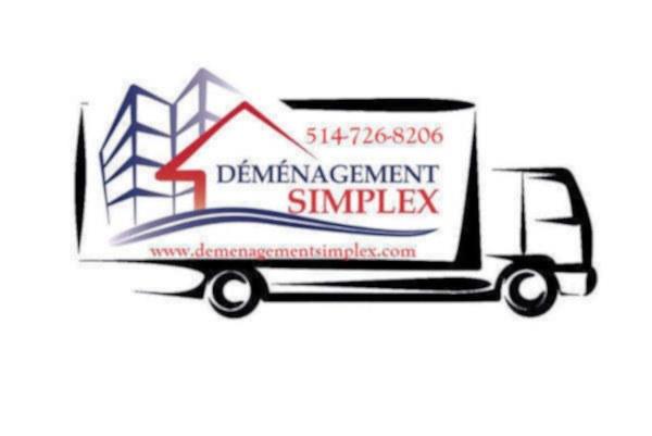 Déménagement et livraison professionnel à bon prix 514-726-8206