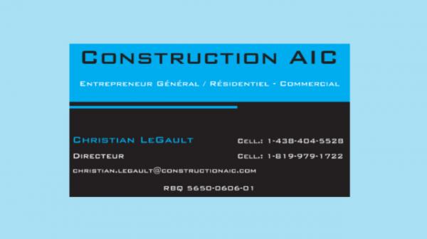 Décontamination - d'amiante / asbestos - entrepreneur général