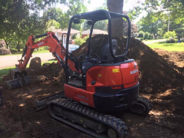 Construction générale | excavation milek à votre service - châteauguay