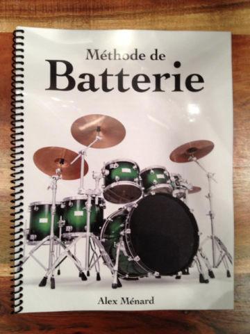 image annonce Cours de BATTERIE // DRUM lessons