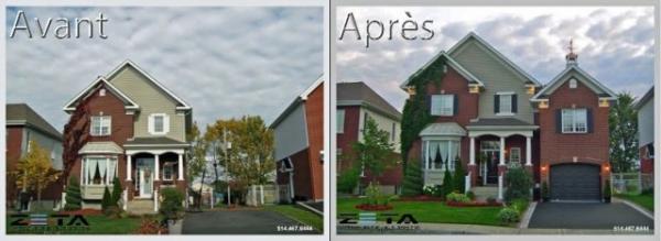 image annonce Rénovation / Construction / Sous-sol et étage restitué à neuf