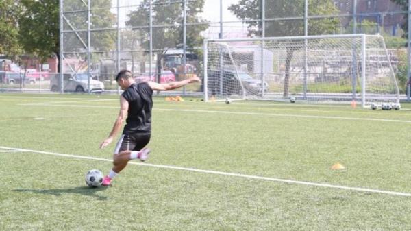 Entraînement de soccer 10 x sp - entraîneur soccer - montréal