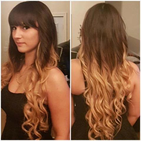 Rallonge coiffeuse à domicile coiffure