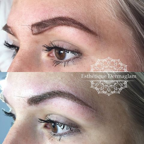 image annonce Maquillage permanent à 50% / Microblading 200$ - Mirabel