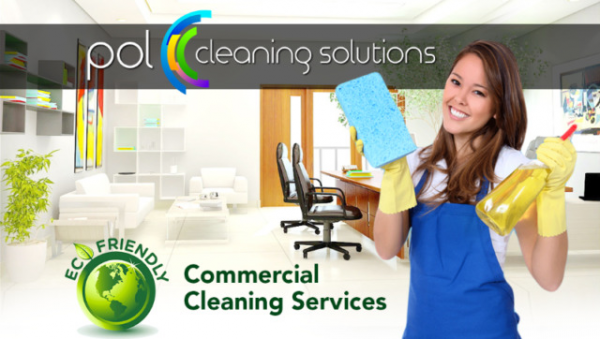 image annonce Commercial Cleaning Services in Montréal