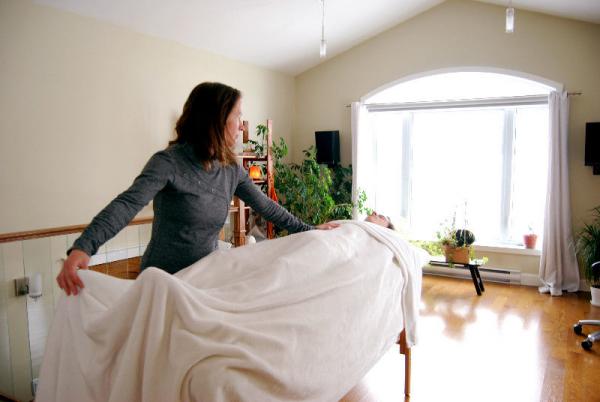 Massage à sherbrooke massage polarité & yoga - pour accéder à un mieux être