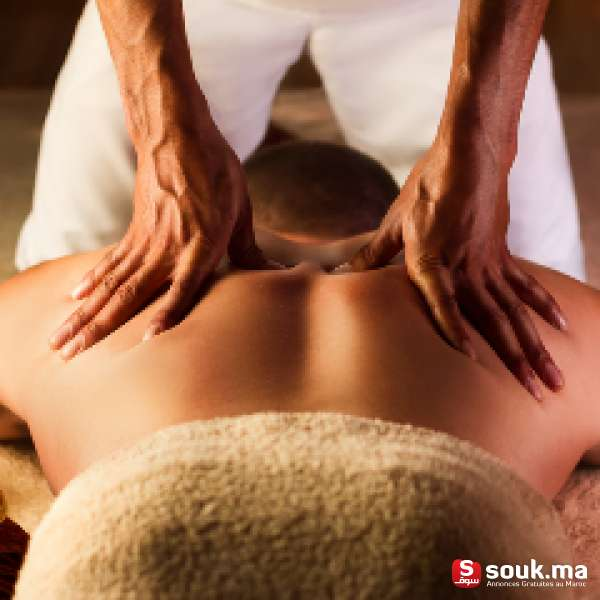 image annonce Massage Détente 4 en 1 à Votre Domicile...1 Gratuit...