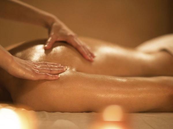 Massage personnalisé de retour