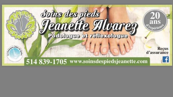 image annonce Soins des pieds Podologue Terrebonne