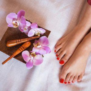 Soins des pieds à trois-rivières réflexologie thaïlandaise - massage et spa des pieds