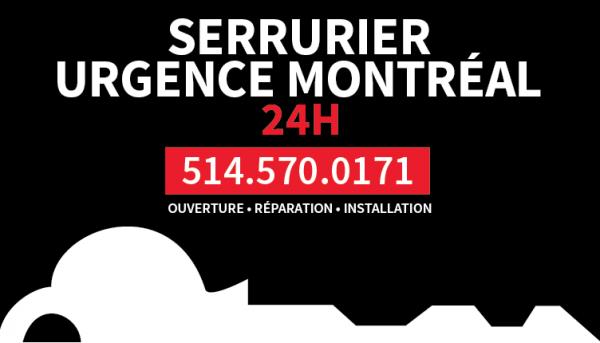 Installations diverses | serrurier urgence montréal enr. 24h 514-570-0171