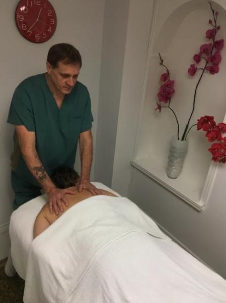 Massage clinique privée pour femmes