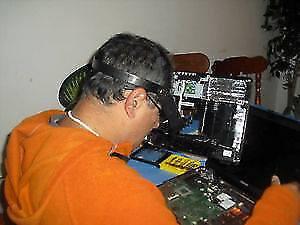 image annonce Réparation ordinateur à Laval Réparation d'ordinateur (laptop ordinateur bureau) 40$ prix fixe