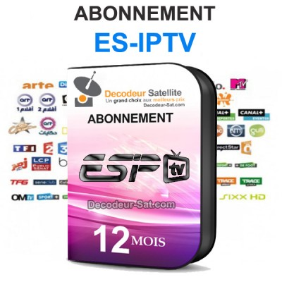image annonce ES-IPTV PRO