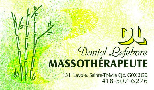 image annonce Orthothérapie et massothérapie