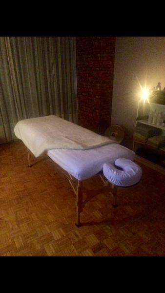 Massage pour femme / douceur thérapeutique