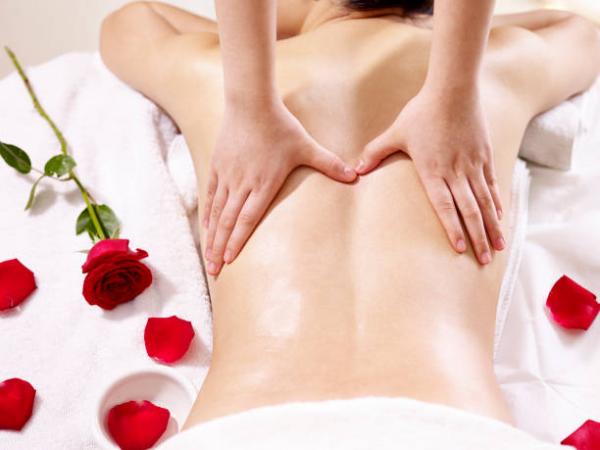 Massage chez moi^^