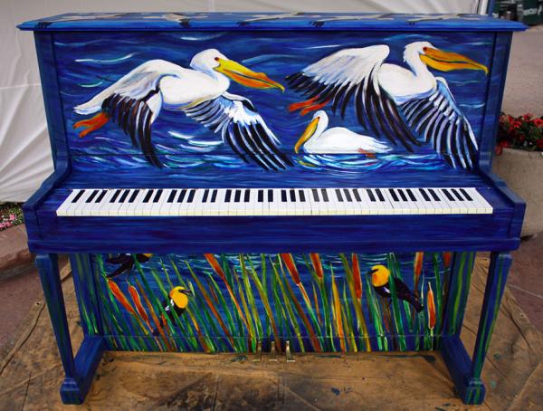 image annonce Cours de piano, guitare et chant + du fun !!