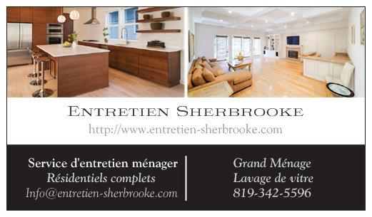Femme de ménage Les services d'entretien ménager Sherbrooke