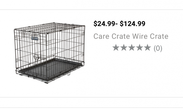 img annonce Cage pour chien ou chat