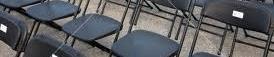 image annonce Chaises pliante à louer pour 1.50 $