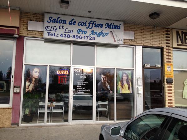 image annonce Barbier / Coiffeuse Coiffure Mimi unisex, Montréal, St-Léonard, ouvert dimanche