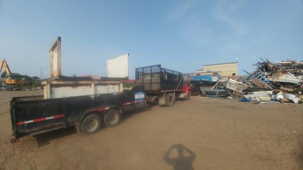 Scrap metal recyclage de ferraille