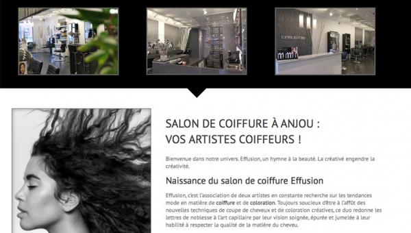 Barbier / coiffeuse à montreal salon de coiffure effusion à anjou