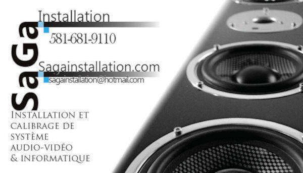 img annonce Installation service -Support mural -Cinéma-maison -Informatique