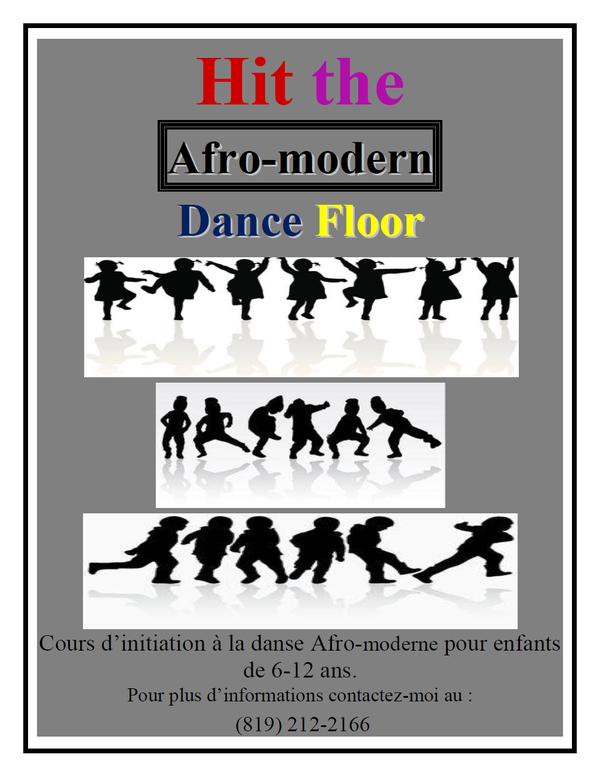 image annonce Cours de danse