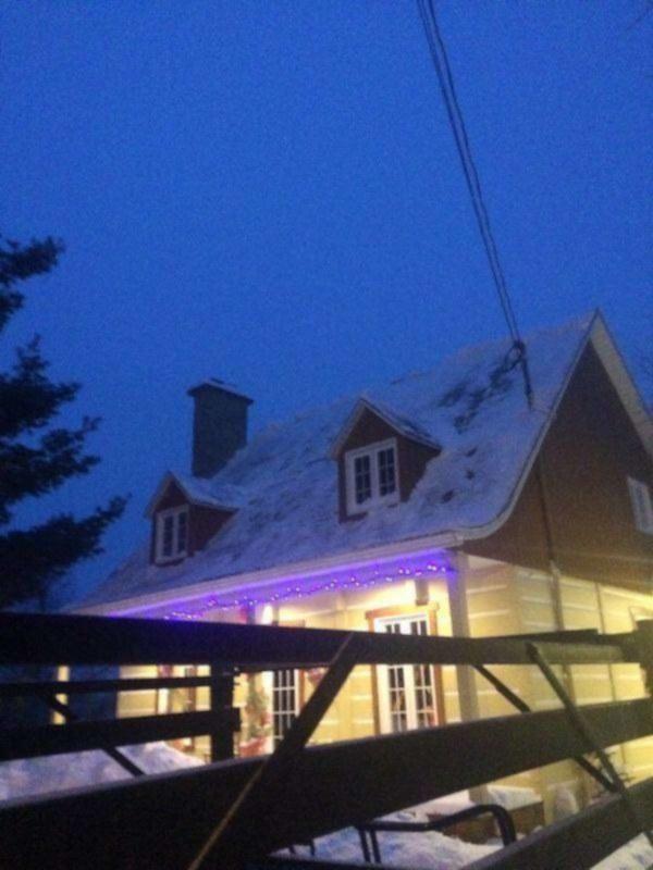 image annonce D?neigement de toiture