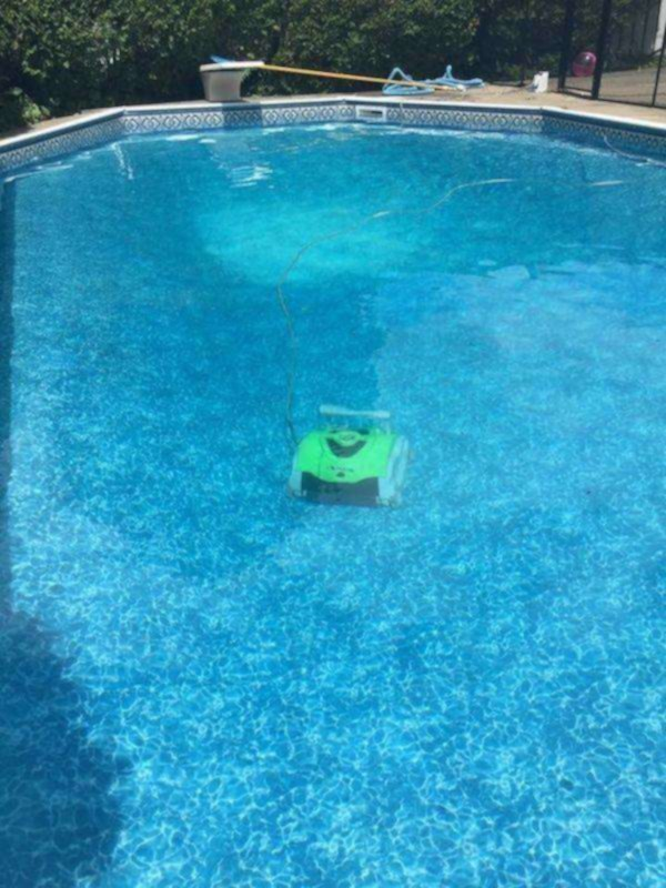 Residential pool opening and closing service
