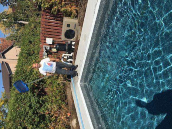 Pool opening and maintenance services